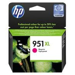 HP Officejet Pro 8100/8600 Cartucho Magenta Nº951XL