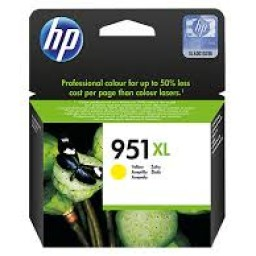 HP Officejet Pro 8100/8600 Cartucho Amarillo Nº951XL