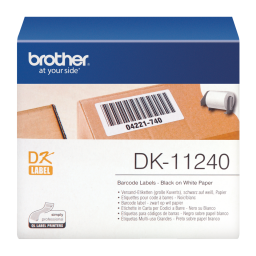 Brother Etiquetas multipropósito grandes (papel)102x51mm, 600 unidades