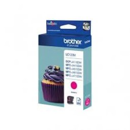 Brother MFC-J4410DW/MFC-J4510DW, Cartucho Magenta 600 pag