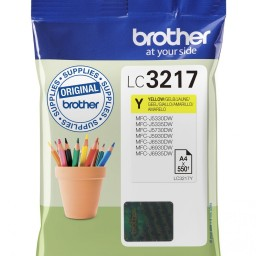 BROTHER Cartucho de tinta amarillo para MFCJ6530DW