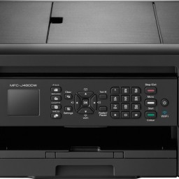Equipo multifunción Inkjet Brother MFC-J480DW A4
