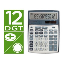 Calculadora CCC-112 plata Citizen 32961